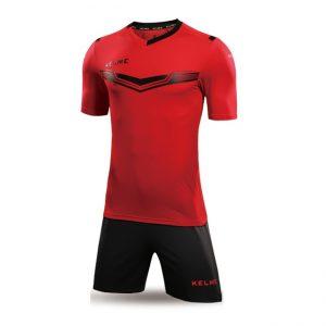 futbolnaya-forma-kelme-short-sleeve-football-set-krasno-chernaya-kmc160031-611
