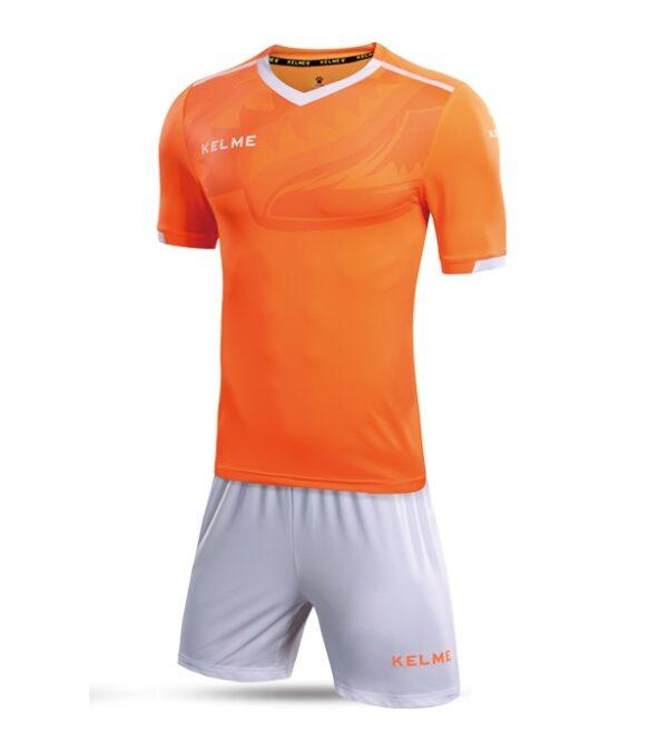 futbolnaya-forma-kelme-short-sleeve-football-set-oranzhevo-belaya-kmc160027-910