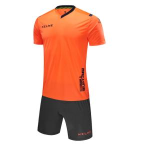 futbolnaya-forma-kelme-short-sleeve-football-set-oranzhevo-chyornaya-3881019-999