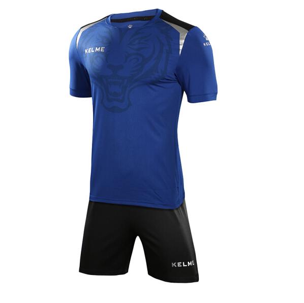 futbolnaya-forma-kelme-short-sleeve-football-set-sine-chyornaya-3871006-412