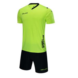 futbolnaya-forma-kelme-short-sleeve-football-set-zelyono-chyornaya-3881019-933