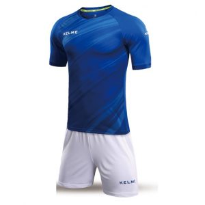 futbolnaya-forma-kelme-short-sleeve-football-sine-belaya-kmc160026-409